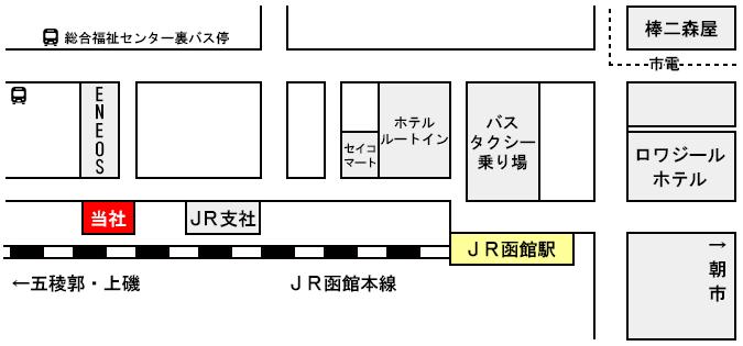 営業窓口マップ